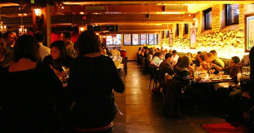 European Bier Cafe Drinks Menu